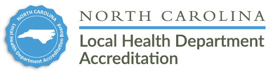 NC Local Health Department Accreditation